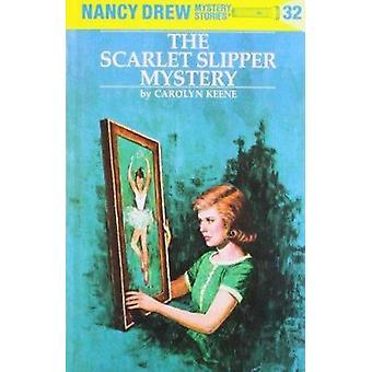 Scarlet Slipper Mystery by C. Keene - 9780448095325 Book