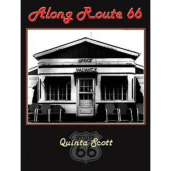 Along Route 66 by Quinta Scott - 9780806132501 Book