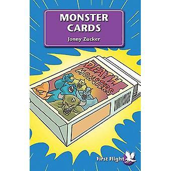 Monster Cards by Jonny Zucker - 9781844248360 Book