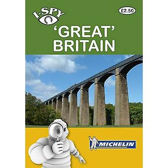 i-SPY Great Britain by i-SPY - 9782067174863 Book