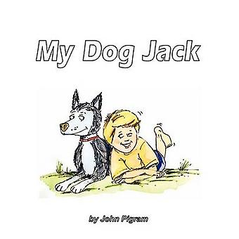Mijn hond Jack door John Pigram