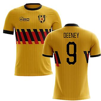2019-2020 Watford Home Concept Football Shirt (Deeney 9) - Kids