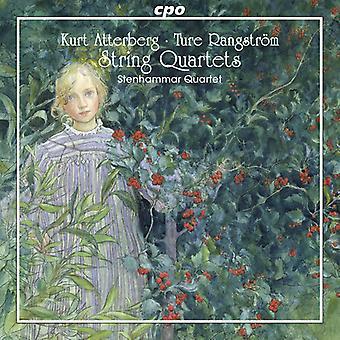 Atterberg/Stenhammar Qrt - Str Qrts [CD] USA import