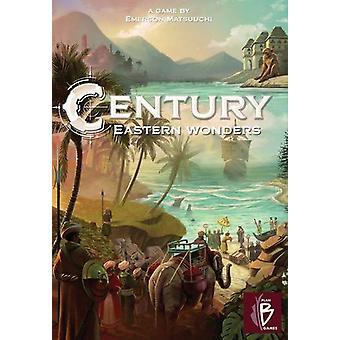 Plan B Games Century Eastern Wonders Games Board Game
