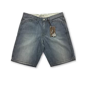 Agave Silver Swami shorts in blue