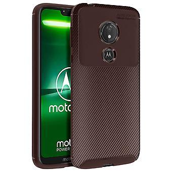 Motorola Moto G7 Power Soft Protection asia Carbon vaikutus Matt Brown