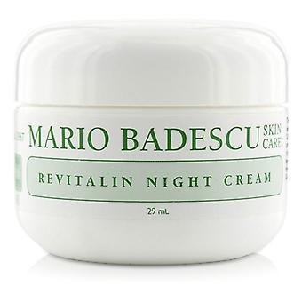 Mario Badescu Revitalin Night Cream - For Dry/ Sensitive Skin Types - 29ml/1oz