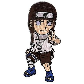 Patch - Naruto - New Chibi Neji Iron On Gifts Toys Anime Licensed ge7137