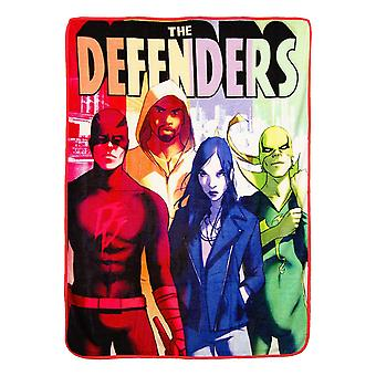 Super Soft Throws - The Defenders - Are Here New 45x60