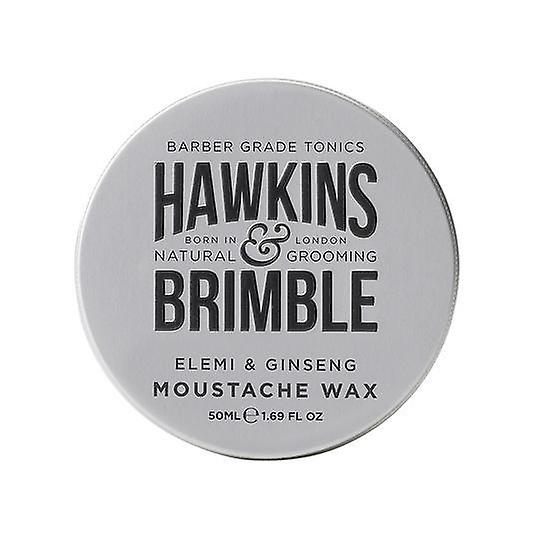 Hawkins & Brimble Moustache Wax (50ml)