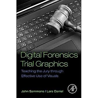 Digital Forensics Trial Graphics: Teaching the Jury� Through Effective Use of Visuals