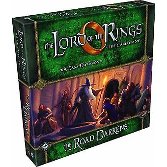 The Lord of the Rings The Card Game Expansion The Road Darkens