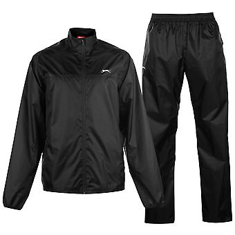 Slazenger Mens Packable Waterproof Suit