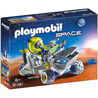 Playmobil 9491 Space Mars Rover Playset