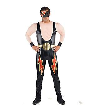 Amscan Fighting Adult Costume (Babies and Children , Costumes)