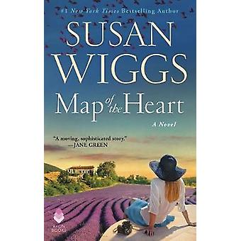 Map of the Heart by Susan Wiggs - 9780062425492 Book
