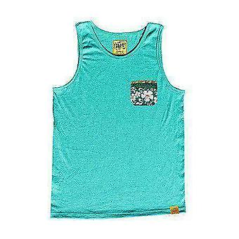 Team phun hawaiian pocket vest
