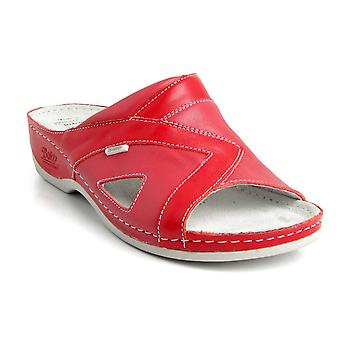 Batz VIKI Handmade High Quality Leather Womens Ladies Sandals Clogs Mules Slippers Shoes