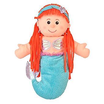 Fiesta artisanat petite sirène à la main et doigt marionnette ensemble
