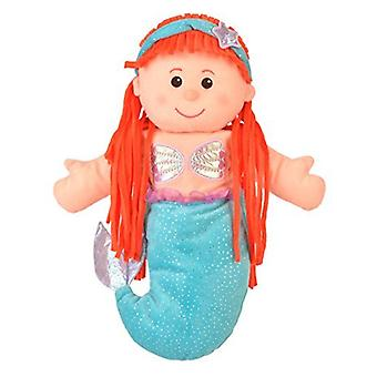 Fiesta Crafts liten havfrue hånd og finger Puppet set
