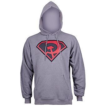 Superman Red filho hoodie