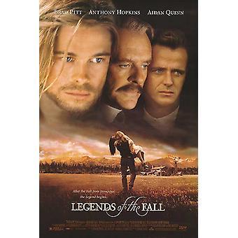 Legends Of The Fall (1994) Original Cinema Poster