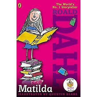 Matilda by Roald Dahl - Quentin Blake - 9781417786138 Book