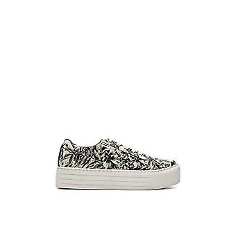 Kenneth Cole New York Womens abbey Fabric Low Top Lace Up Fashion Sneakers