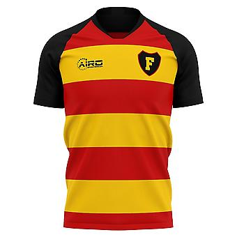 2019-2020 Fort Lauderdale Strikers Home Concept Football Shirt - Kids