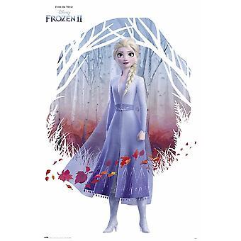 Bevroren 2 poster Elsa