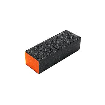 The Edge Nails 3-Way Sanding Block - Orange