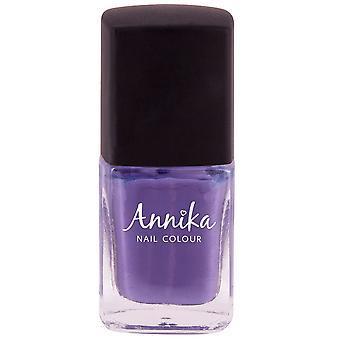 Annika blank finish Nail Polish-drama drottning 11ml (2016111)