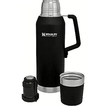 Stanley Master 1.4 qt. Unbreakable Insulated Vacuum Bottle - Foundry Black