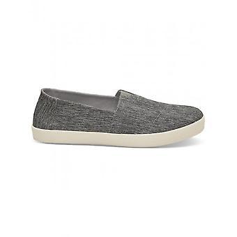 TOMS - Shoes - Slip-on - SPACE-DYE-AVA_10009979_GREY - Men - gray - 11