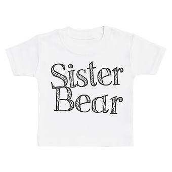 Sibling Bears - Matching Kids Set - Baby / Kids T-Shirts - Gift Set