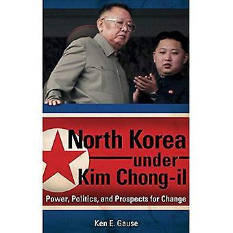 Korea Północna pod Kim Chong-Il