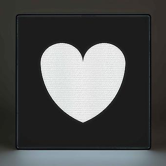 Heart Alphabet Lightbox