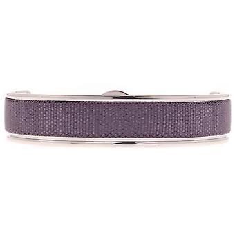 Das austauschbare Armband A42944 - Jonc Band austauschbar 9mm violett Frauen