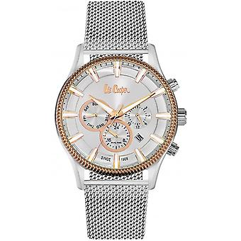 Shows Lee Cooper-LC06245-530 - shows steel Milanese box Dor Rose man