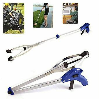 Reaching Aid Litter Pick Up Tool Easy Grabber Long Reacher Suction Cups Mobility