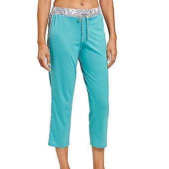 Pantalon de pyjama bleu Pur Spearmint