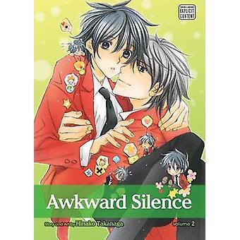 Akavet Silence Vol. 2 af Hinako Takanaga