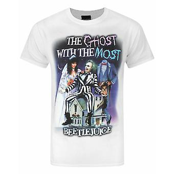 Beetlejuice Ghost With The Most Men-apos;s T-Shirt
