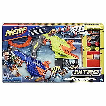 Nerf Nitro 2-Pack Duelfury Demolition