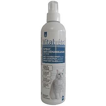 Vitalvéto Anti Itch Spray Gato (Cats , Grooming & Wellbeing , Shampoos)