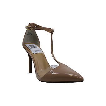 Thalia Sodi Womens Gracee Pointed Toe T-Strap Classic Pumps