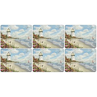 Pimpernel Ray of Hope Placemats, Set of 6