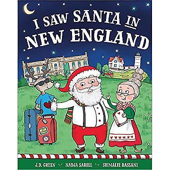 I Saw Santa in New England (I Saw Santa)