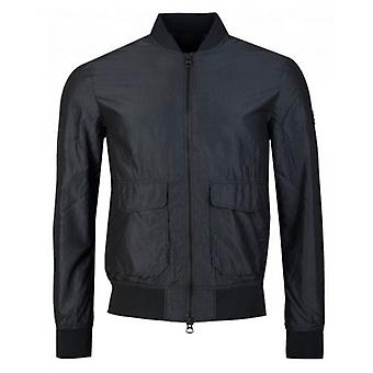 J.lindeberg Marty Silk Nylon Bomber Jacket