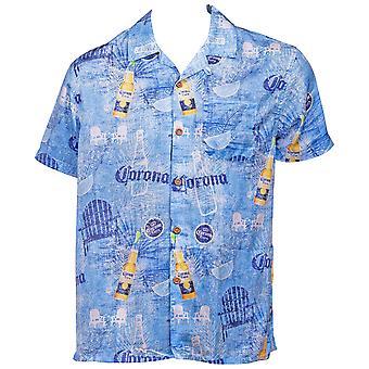 Corona Extra Blue Hawaiian Paita